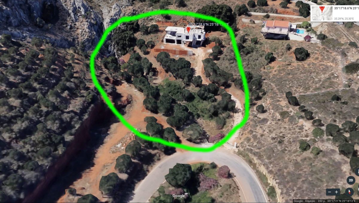 Gouves property ideal for private house