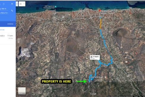 Gouves property near mallia