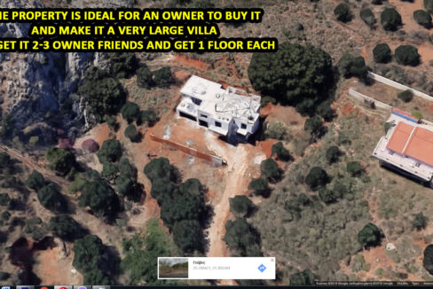 Gouves property near heraklion airport