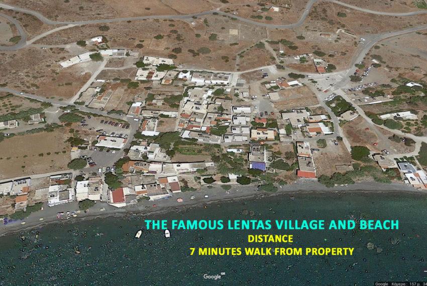 Lentas Beach Crete Greece