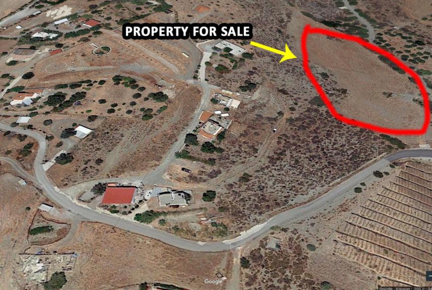 Property For Sale near Papagiannis village Crete