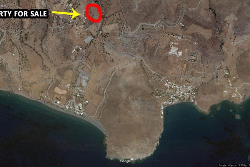 Sale big Property Papagiannis village Crete
