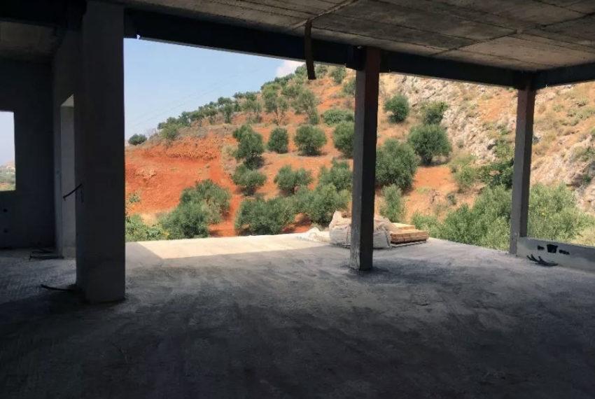 Villa near Malia village