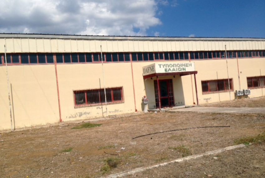 Factory for oil sale