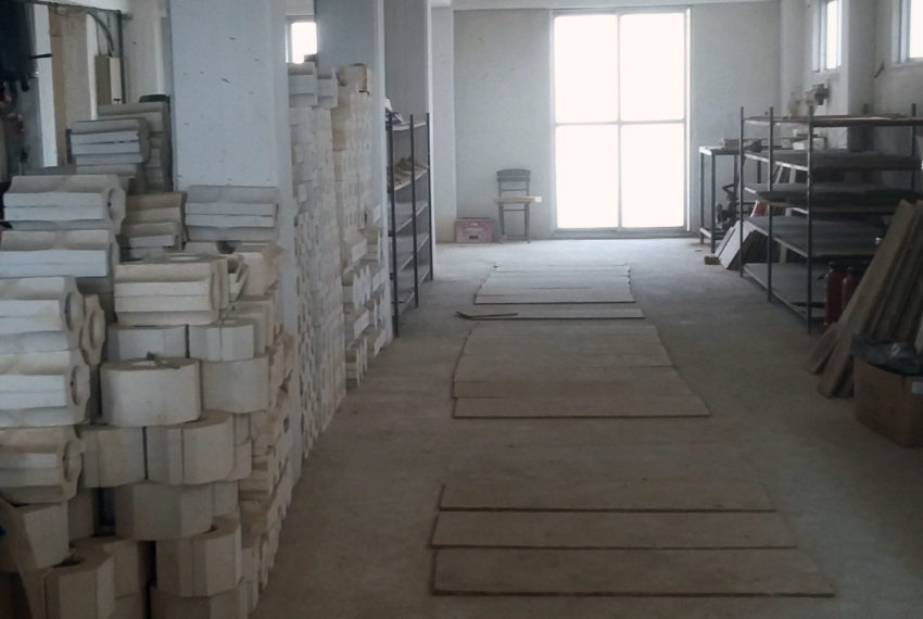 basement ceramic factory rodos