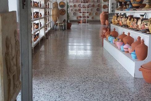 first floor ceramic factory