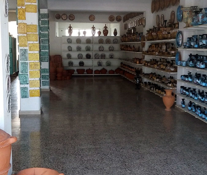 ground floor ceramic