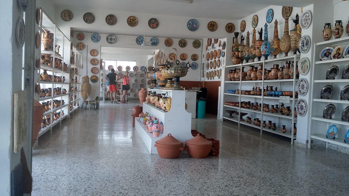 ground floor rodos factory