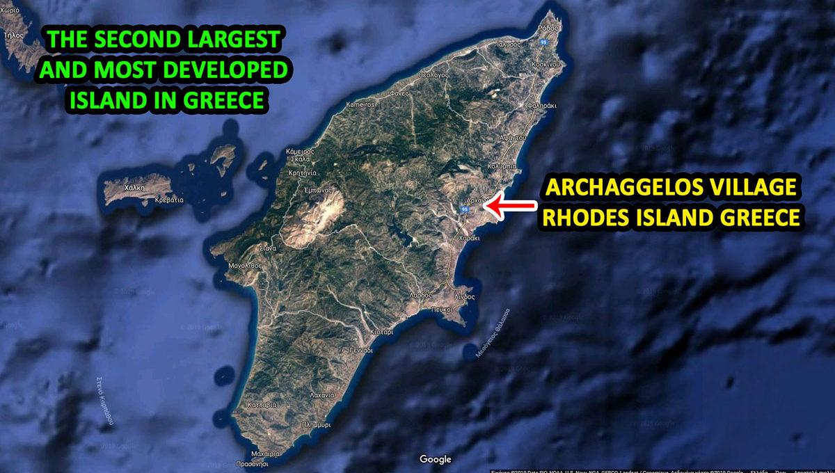 properties in rhodes island greece