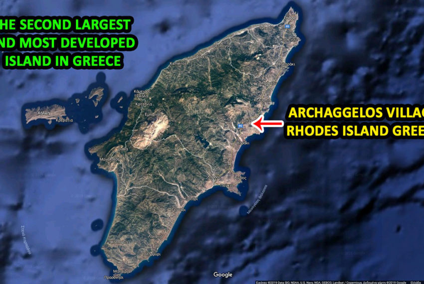properties in rhodes island greece