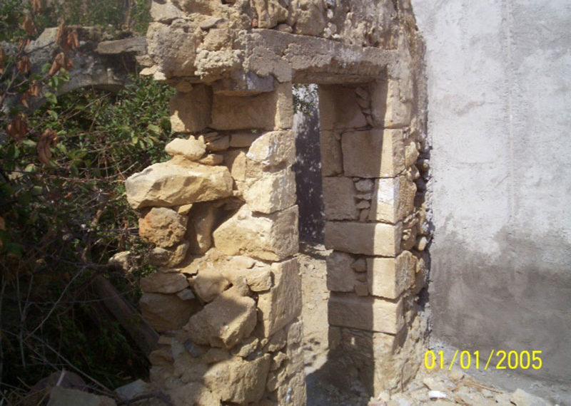 Achladia village crete