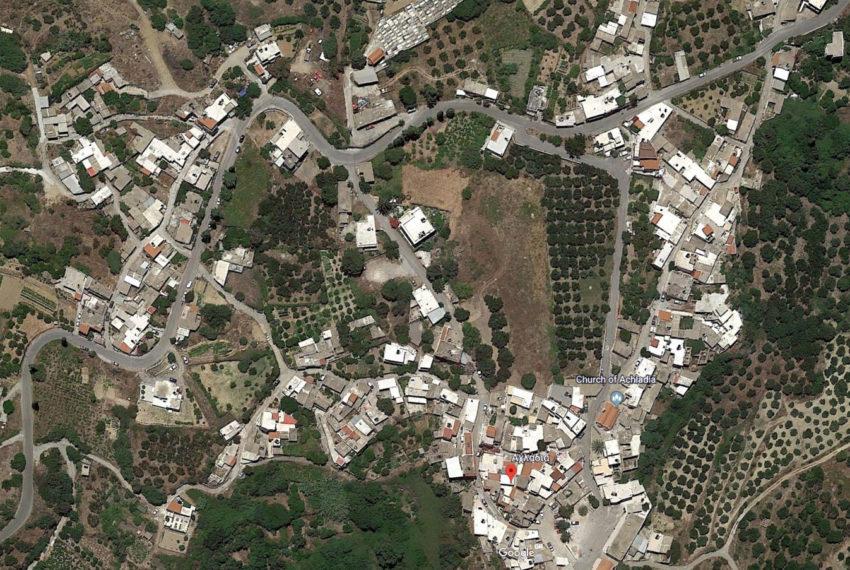 Ahladia village sitia