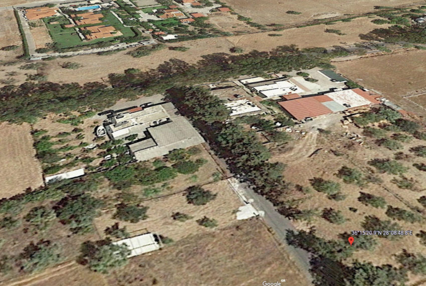 Kolympia village Land for sale