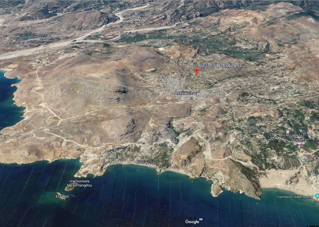 Super investment opportunity for land purchase!!! Rhodes…