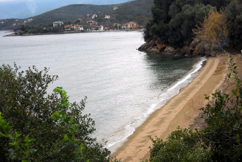 Gourna beach Lefokastro Pelion