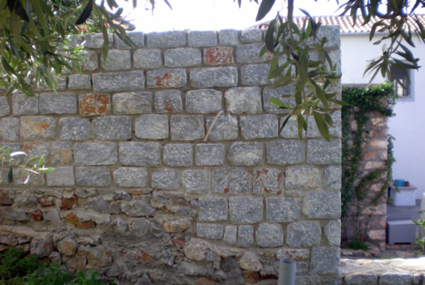Stone Home for sale in Hydra island