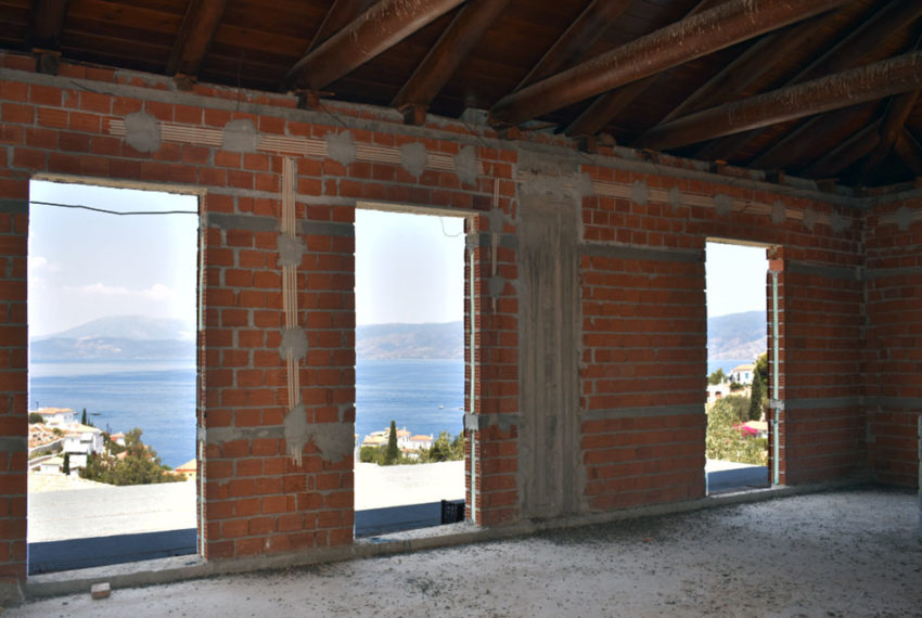 Hydra sea view house for sale