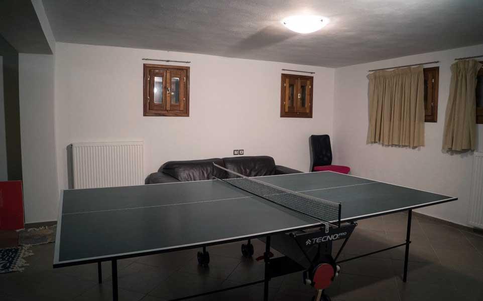 Basement-ping-pong